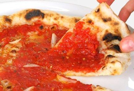 Neapolitan Marinara Pizza - sauce recipe and toppings